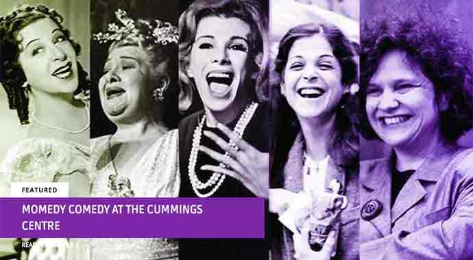 Momedy Comedy at the Cummings Centre - WestmountMag.ca