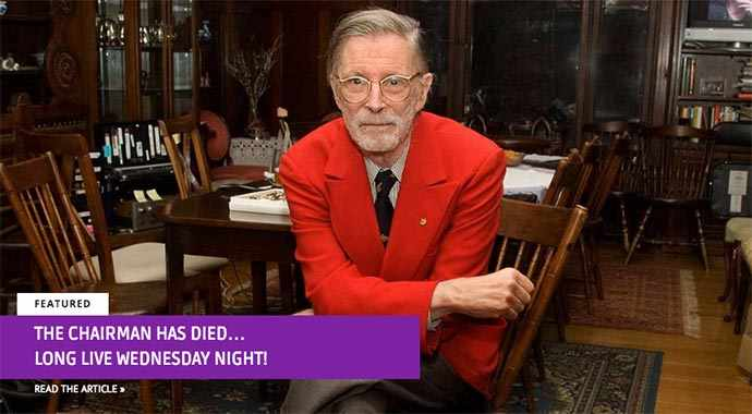The Chairman has died… Long live Wednesday Night! - WestmountMag.ca