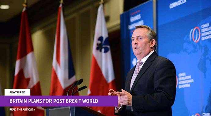 Britain Plans For Post Brexit World - WestmountMag.ca