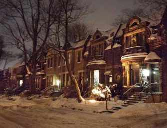 Westmount Here & There <br>December 27, 2018