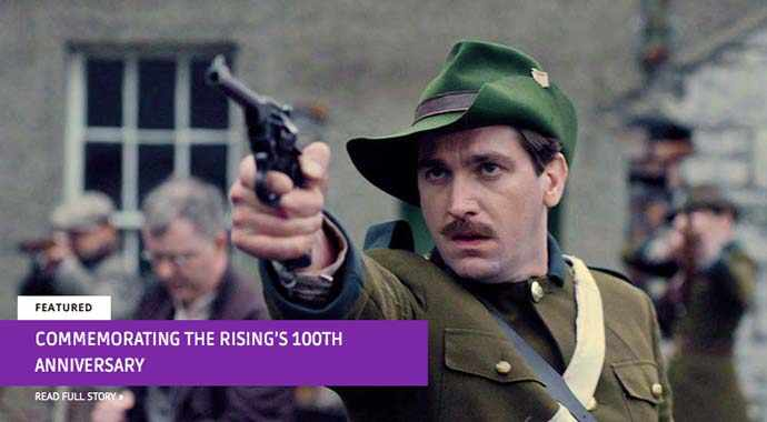 Commemorating the Rising's 100th anniversary - WestmountMag.ca