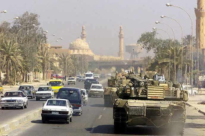 Iraq war - WestmountMag.ca