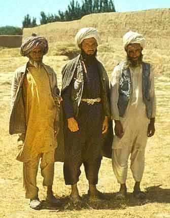 Afghani men - WestmountMag.ca