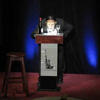 Kafka's Ape Howard Rosenstein - WestmountMag.ca