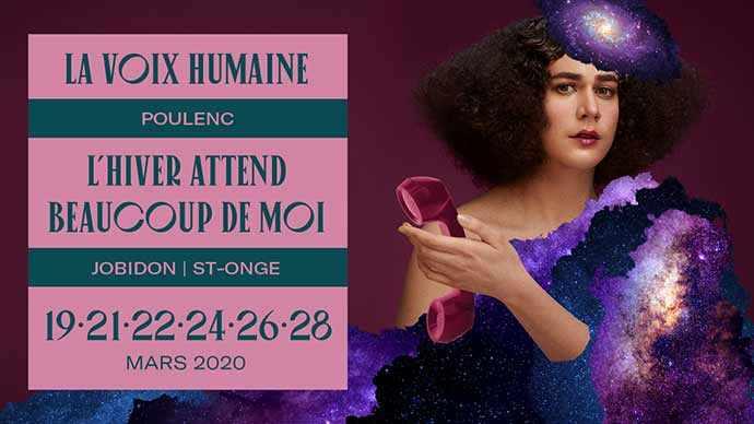 Opéra de Montréal - La voix humaine – WestmountMag.ca