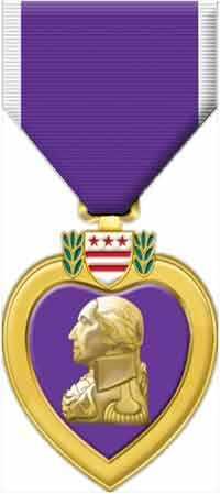 Purple Heart medal - Westmountmag.ca