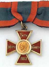 Royal Red Cross medal - WestmountMag.ca