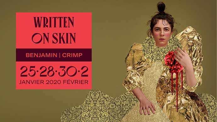 Opéra de Montréal - Written On Skin – WestmountMag.ca