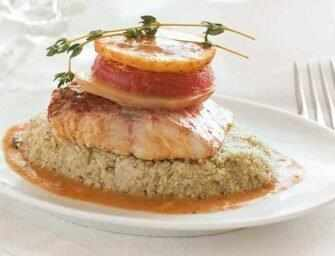 Love and Spices: <br>Mediterranean red snapper
