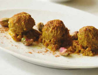 Love and Spices: <br>Cocktail Meatballs