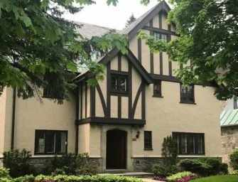 Findlay home, a part <br>of Westmount history