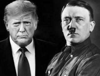 The rise of Trump and Hitler <br>– A comparison