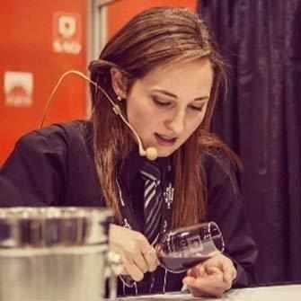 Alyssa Shaw Sommellerie competition - WestmountMag.ca
