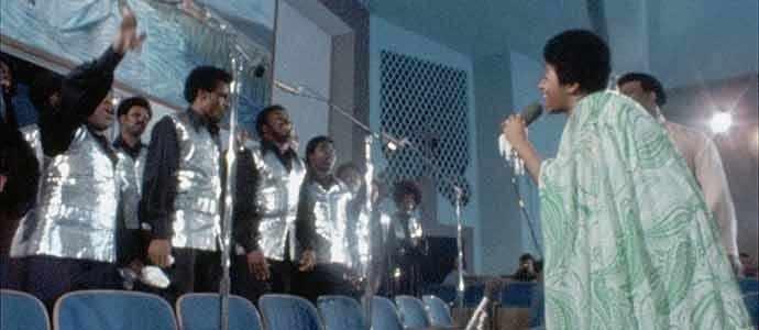 Aretha Flanklin - Amazing Grace – WestmountMag.ca
