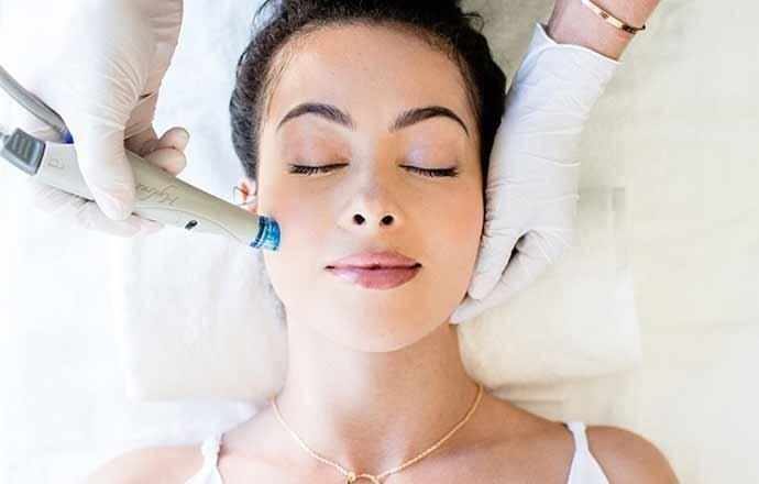 Annie Young Boutique and Spa – Traitement HydraFacial / HydraFacial treatment – WestmountMag.ca