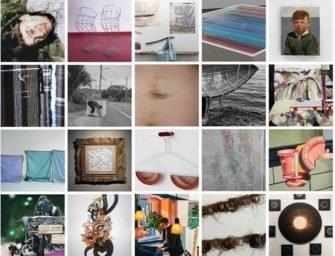 23 emerging artists <br>occupy Dorchester Square