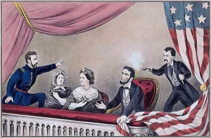 assassination of Lincoln - WestmountMag.ca