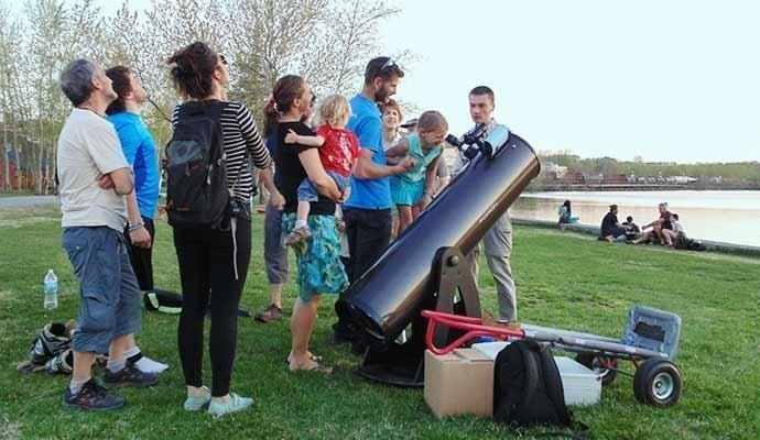 astronomie 24 heures de science - WestmountMag.ca