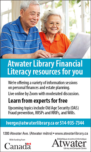 Atwater Library - Financial Literacy Program