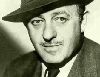 Movies, Music and Memories <br>looks at Ben Hecht