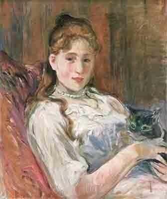 Berthe Morisot painting - WestmountMag.ca