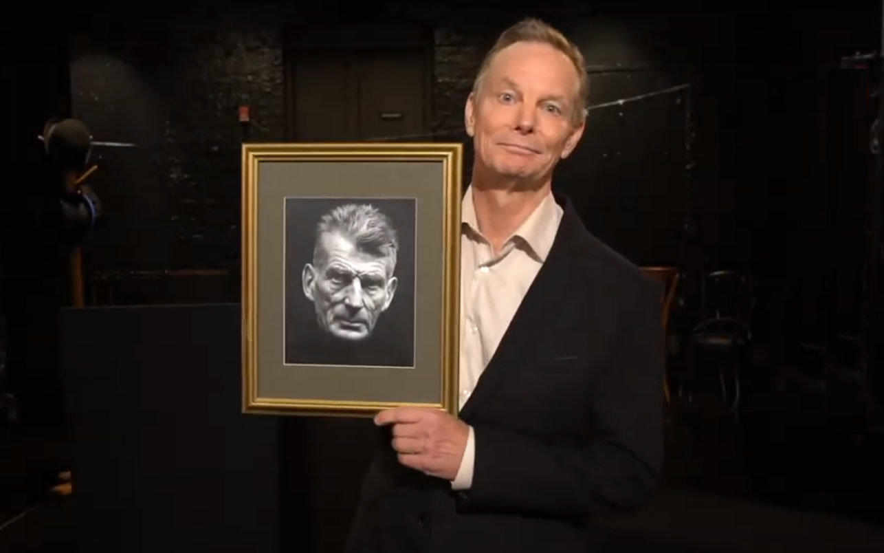 Bill Irwin On Beckett/In Screen