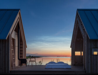 Cabin ANNA Stay wins <br>Project of the Year Award