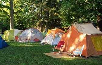 campout Westmount Park - WestmountMag.ca