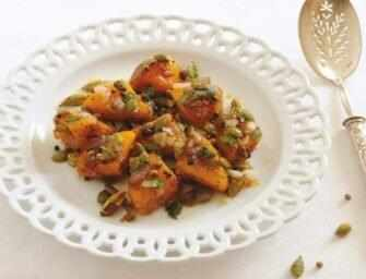 Love and Spices: <br>Cardamom Roasted Pumpkin