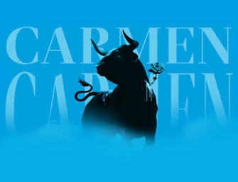 Carmen like you've <br>never seen it before!