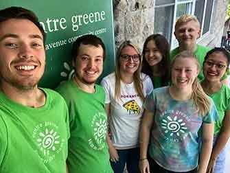 Centre Greene staff - WestmountMag.ca