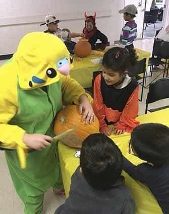 Centre Greene Halloween - Westmountmag.ca