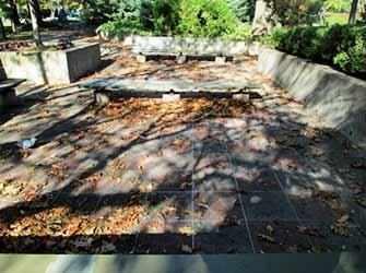 chessboards Westmount Park - WestmountMag.ca