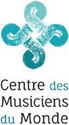 Logo Centre des musiciens du monde