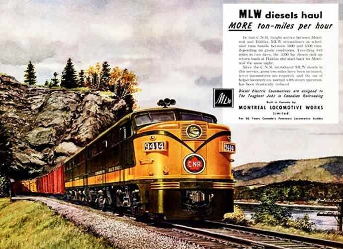Montreal Locomotive Works - WestmountMag.ca