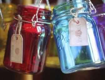 Jars of Joy, Hope and Happiness /1