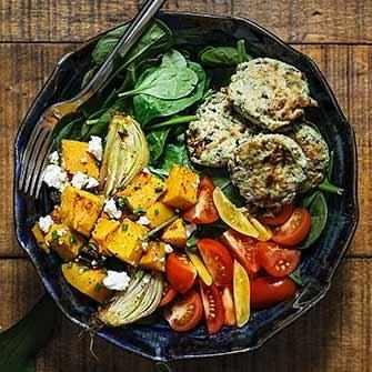 Plat végane / vegan dish – WestmountMag.ca