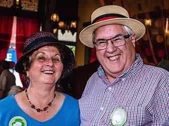 David and Judith Shurman - WestmountMag.ca