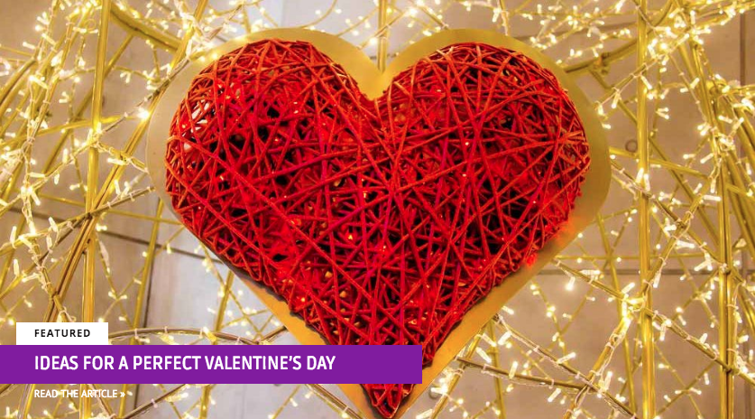 Valentine's Day Seasonnal coop advertorial