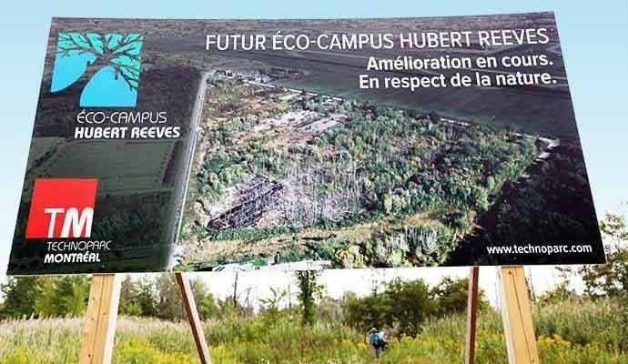 Eco-Campus Hubert Reeves - WestmountMag.ca