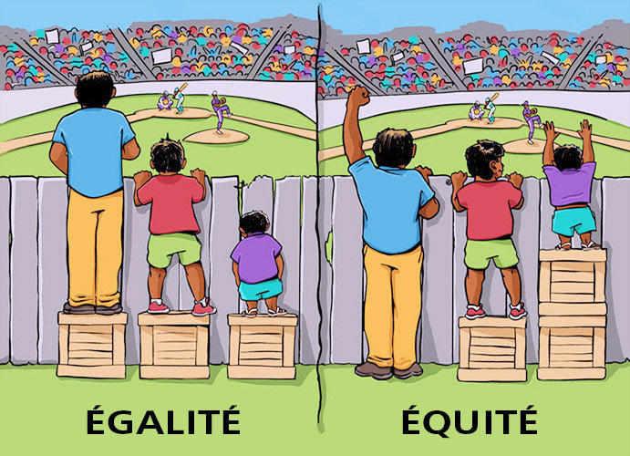 égalité-équité - WestmountMag.ca