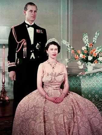Elizabeth II and Prince Phillip - WestmountMag.ca