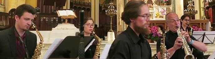 Ensemble de Saxophones de Montréal – WestmountMag.ca