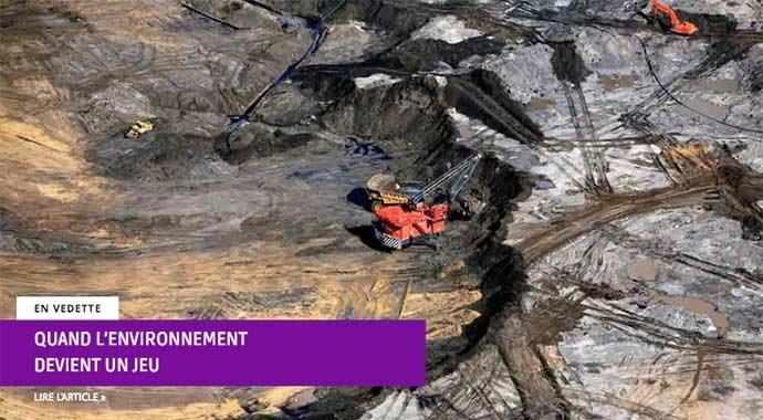 Quand l'environnement devient un jeu – WestmountMag.ca