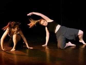 A showcase for emerging <br>contemporary dancers