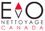 Logo - EVO Nettoyage Canada