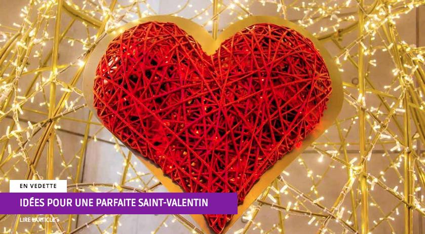 Coop saisonnière 'Saint-Valentin' – WestmountMag.ca