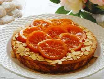 Love and Spices: <br>Flourless Almond Cake