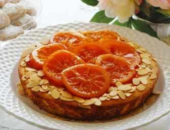 Amour et épices : Gâteau <br>aux amandes sans farine