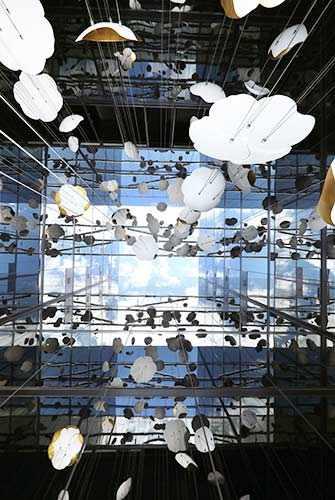 Contemplation, Pascale Girardin - Four Seasons Hôtel Montréal – WestmountMag.ca